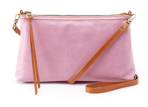 Hobo Darcy Lilac Leather Handbag (Women)