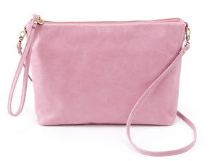 Hobo Kori Lilac Leather Handbag (Women)