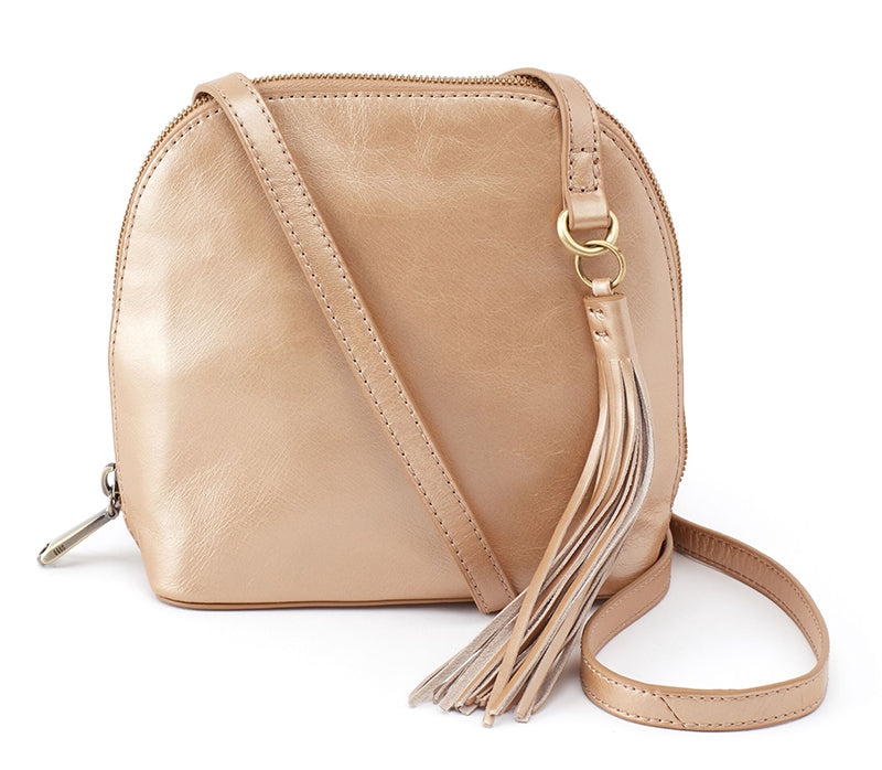 Hobo Nash Goldstone Leather Crossbody Handbag (Women)