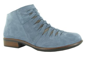 Naot Leveche Blue Nubuck Boot (Women)