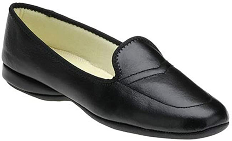 Daniel Green Meg Black Slipper (Women)