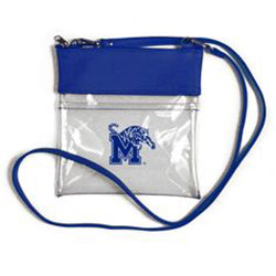 Memphis Clear Crossbody Handbag (Women)