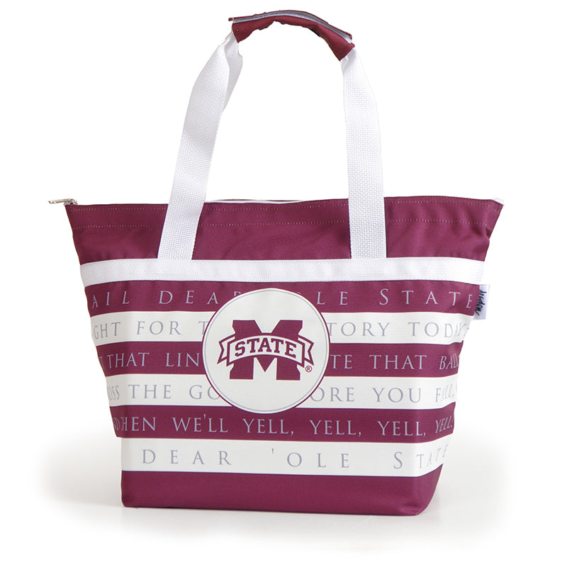 Mississippi State Canvas Insulated Cooler (Women)