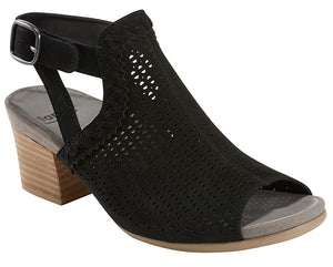 Earth Syrah Black Sandal (Women)