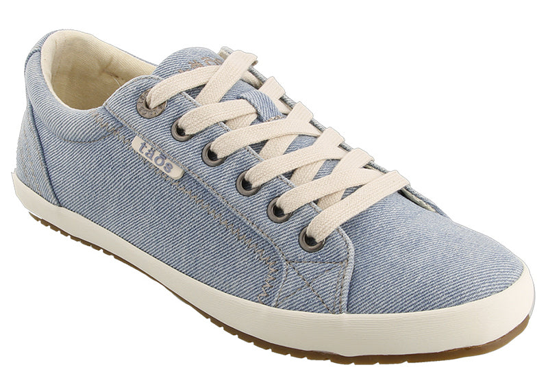 Taos Star Chambray Canvas Sneaker (Women)