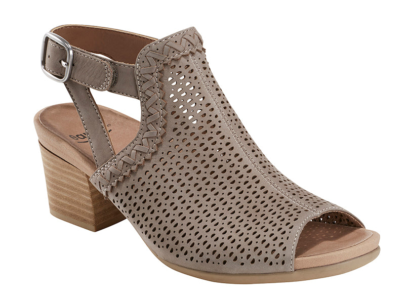 Earth Syrah Grey Sandal (Women)