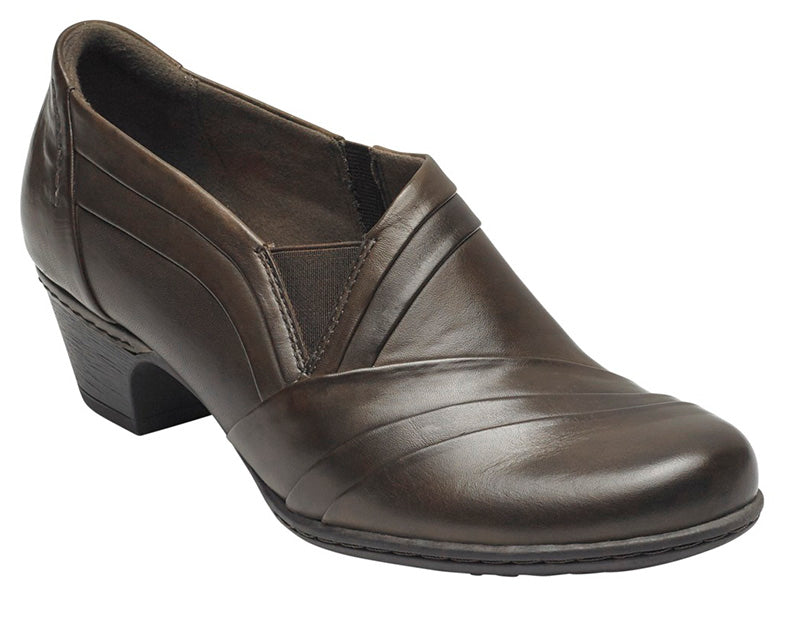 Cobb Hill Abbot Slip-on Brown Leather (Women)