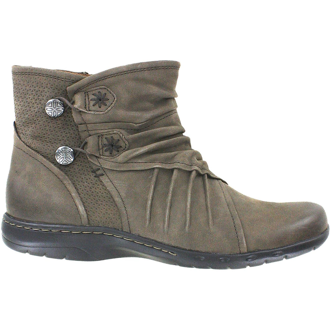 Cobb Hill Penfield Bungee Stone Leather Boot  (Women)