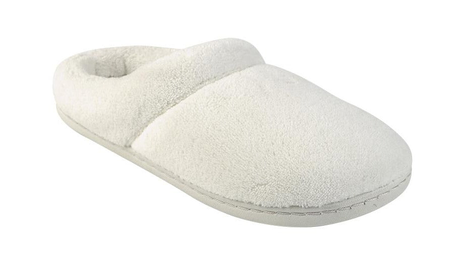 Tempur-pedic Windsock Cream Spa Slipper (Women)
