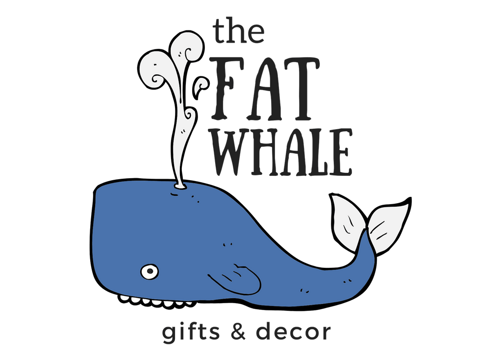 The Fat Whale Store Logo