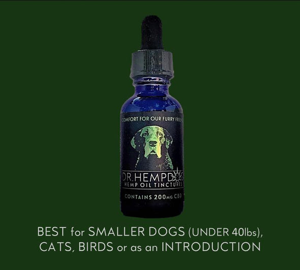 200mg CBD (full-spectrum)