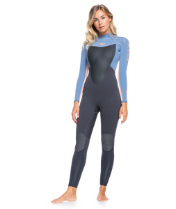 Roxy Prologue 3/2 Wetsuit Backzip für Frauen
