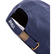 Laden Sie das Bild in den Galerie-Viewer, Anuell Vitam 6 Panel Cap Navy