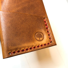 Load image into Gallery viewer, The Slim in Horween Dublin English Tan
