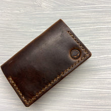 Load image into Gallery viewer, Front Pocket Bifold in Horween Brown Dublin