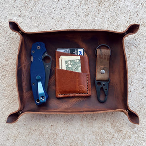 Packable Valet Tray