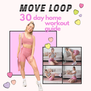 Long Move Loop 30-Day Home Workout Guide (digital)
