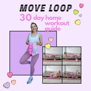 Lil Move Loop 30-Day Home Workout Guide (digital)