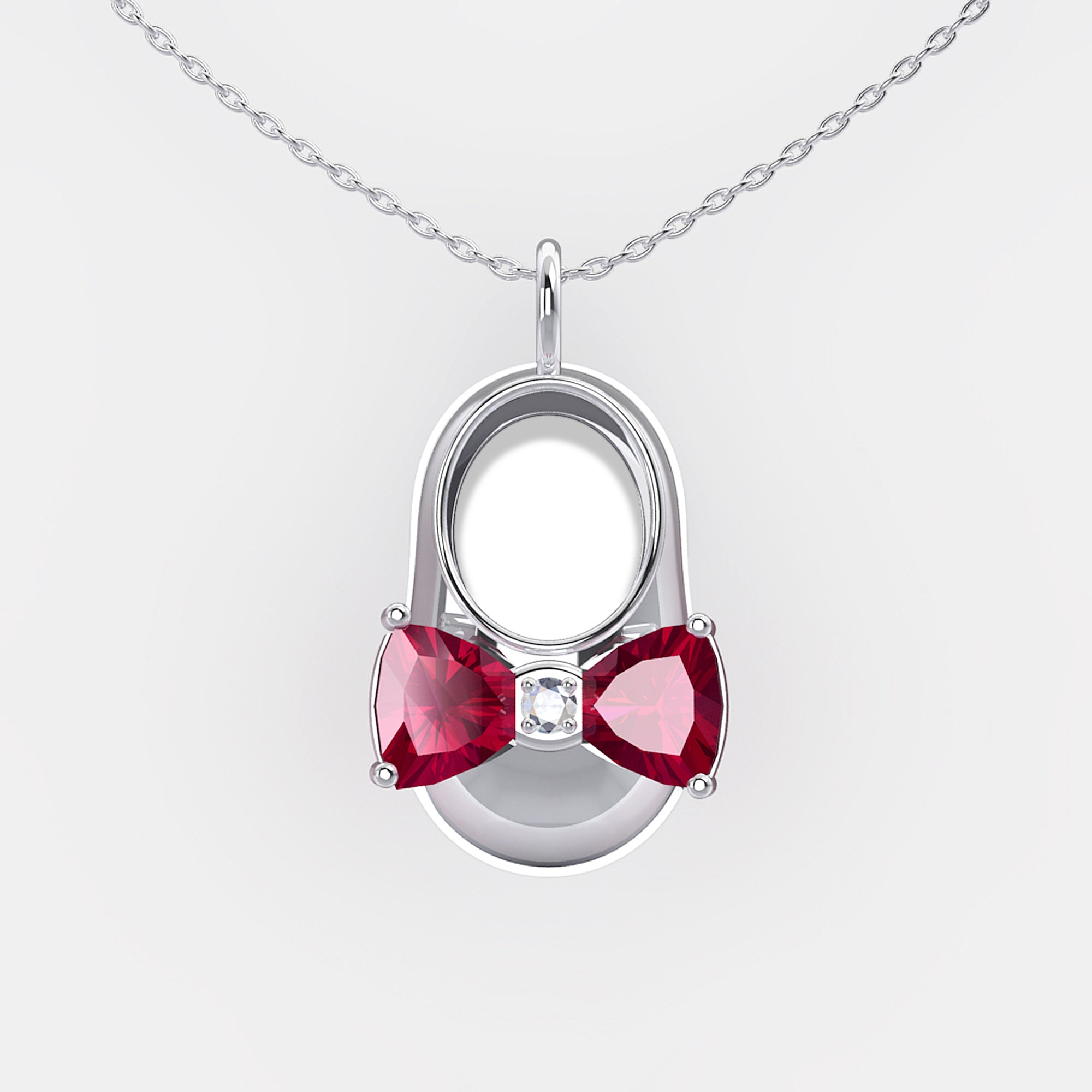 garnet rhodolite rose tcw gold jewelry effy diamond and pendant