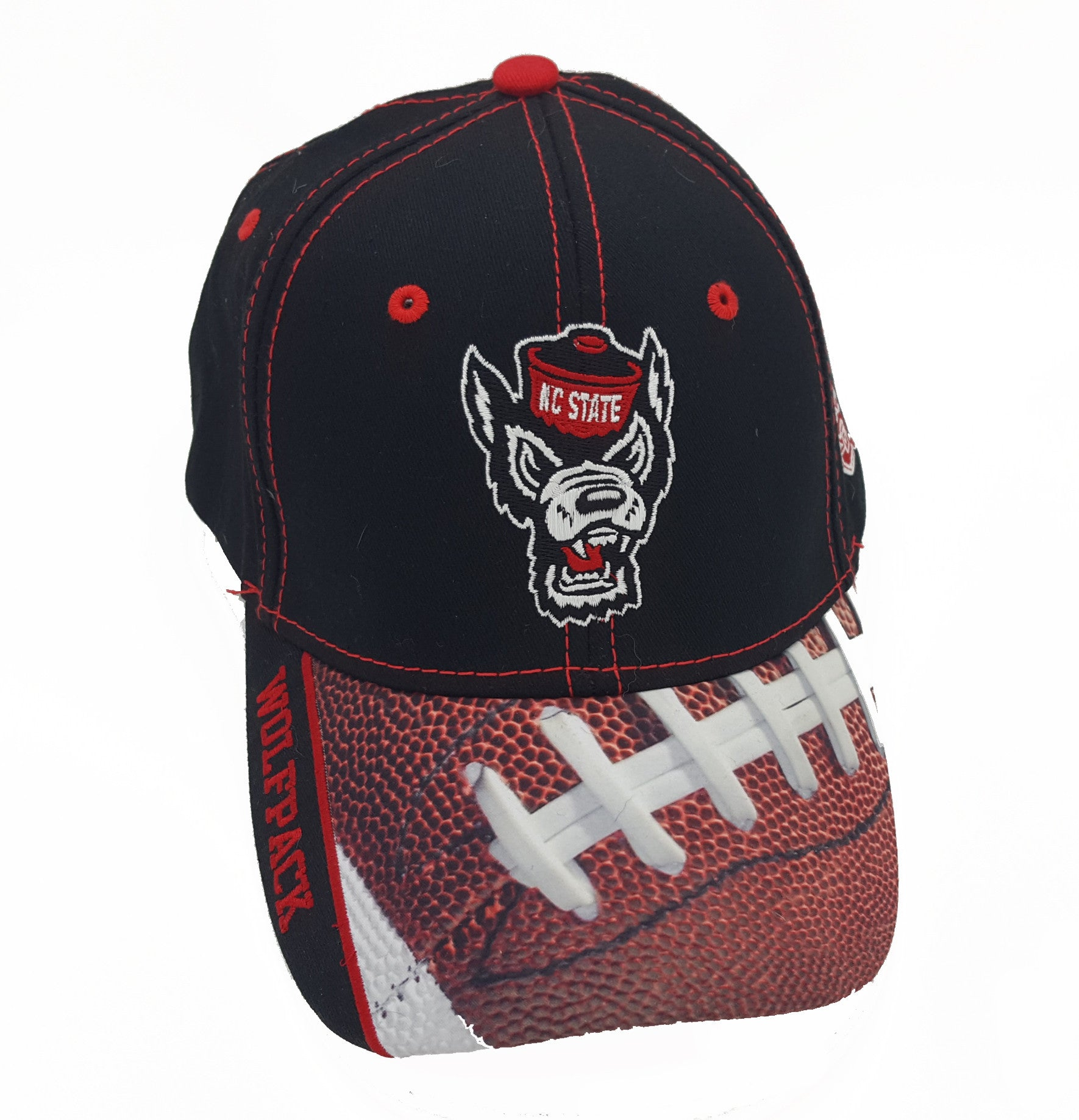 16dca2669 NC State Wolfpack Football Cap