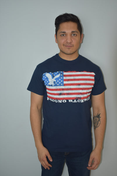 Pocono Flag Shirt