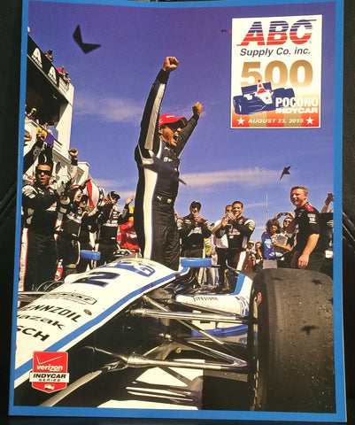 2015 ABC Supply 500 Event Program