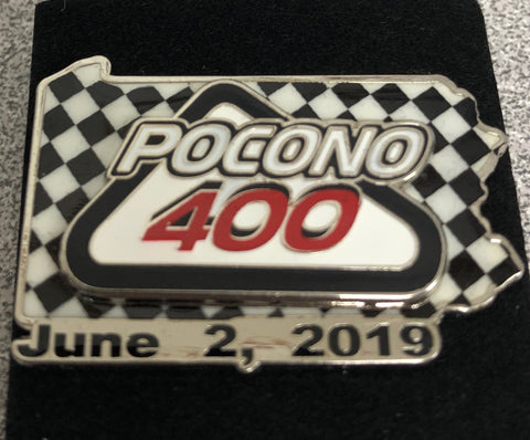 2019 Pocono 400 Event Pin
