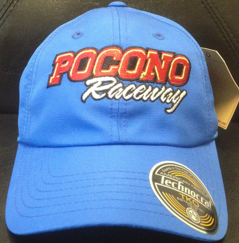 Blue Pocono Hat