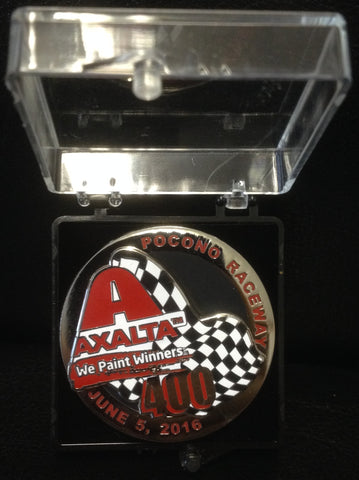 June 2016 Axalta We Paint Winners 400 Pin