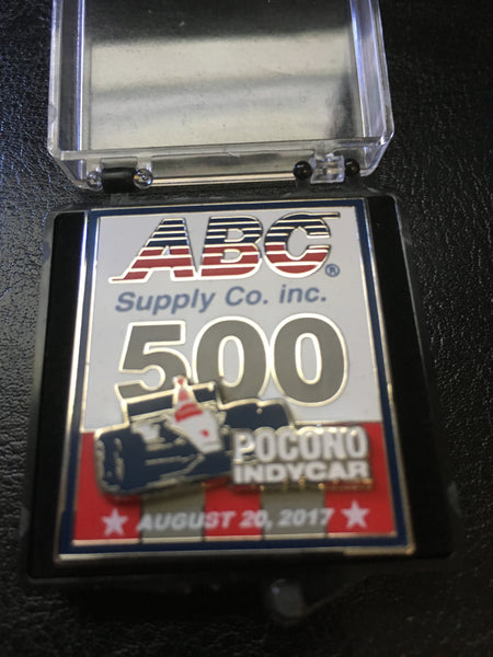 2017 ABC Supply 500 Pin