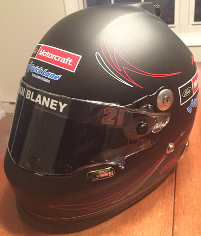 Ryan Blaney Helmet