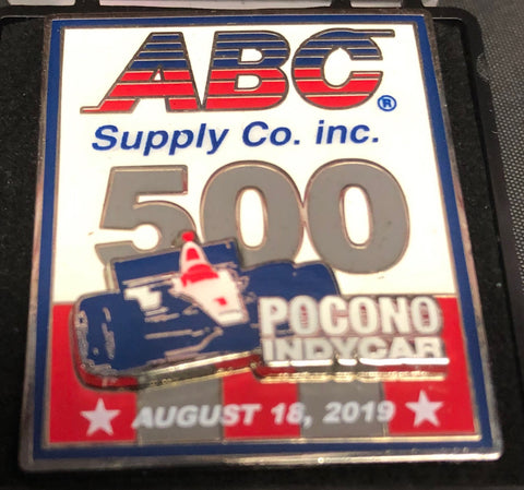 2019 ABC Supply 500 INDYCAR Pin