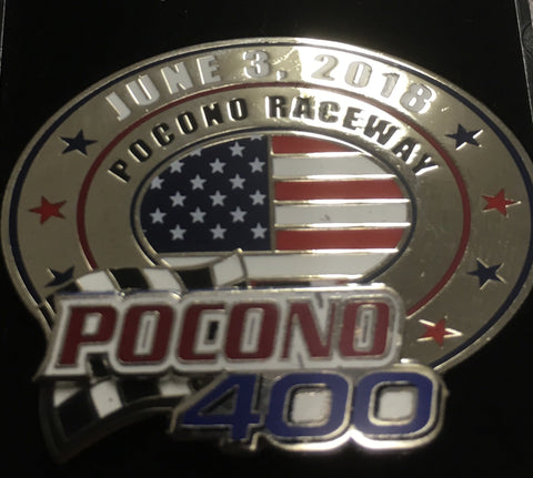 2018 Pocono 400 Event Pin