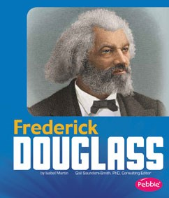 Frederick Douglass by Isabel Martin