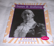 Load image into Gallery viewer, Susan B. Anthony by Erin Edison