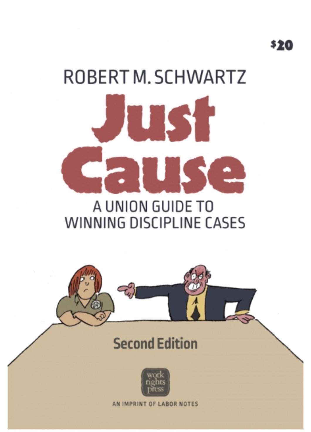 Just Cause - Robert Schwartz
