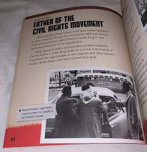 Voices of the Civil Rights Movement: A Primary Source Exploration of the Struggle for Racial Equality by Lori Mortensen