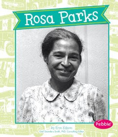 Rosa Parks by Erin Edison
