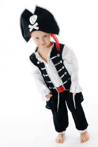 Pirate book and dress up box 'PRE-ORDER ONLY'