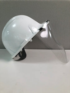 Hard Hat Attachable Face Shield - Box of 20