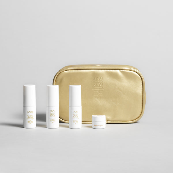 Julisis Gold Day Starter Kit and Travel Kit