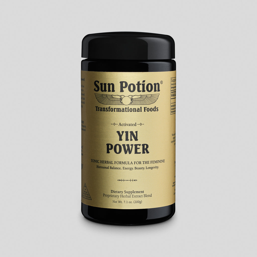 Sun Potion Yin Power