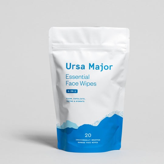 Ursa Major Essential Face Wipes