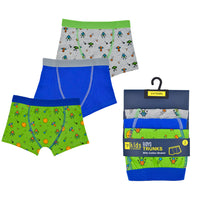 Boys Trunks (3 Pack)