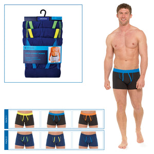 Mens A Front Trunks (3 Pack)