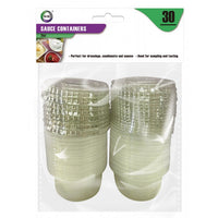 Buy wholesale 30pc sauce containers Supplier UK