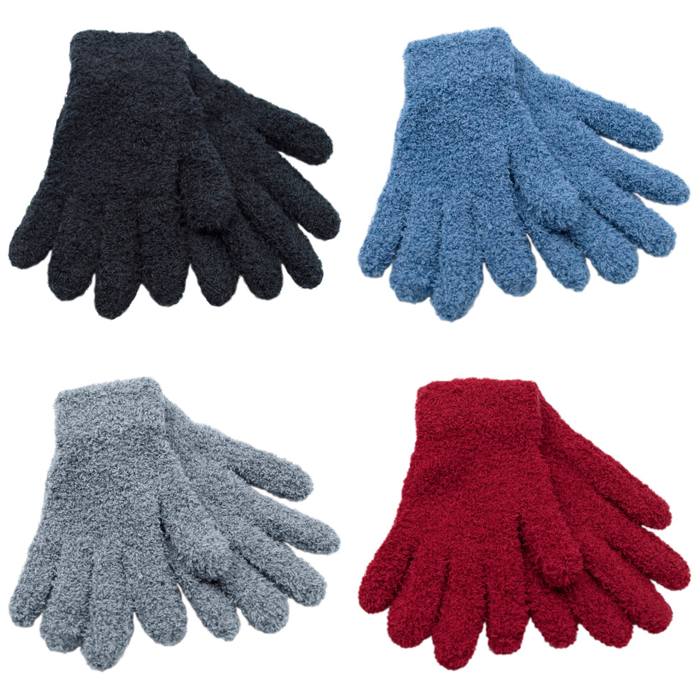 Ladies Thermal Snowsoft Magic Gloves