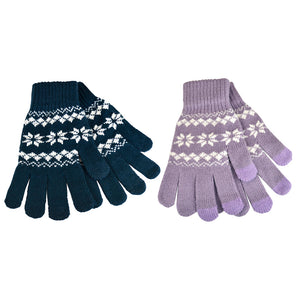 Ladies Touch Screen Fairilse Gloves