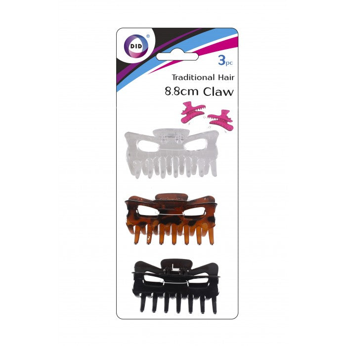 Buy wholesale 3pc traditional hair claw Supplier UK
