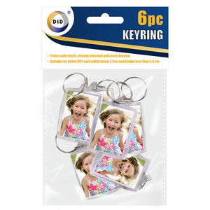 Buy wholesale 6pc keyring Supplier UK